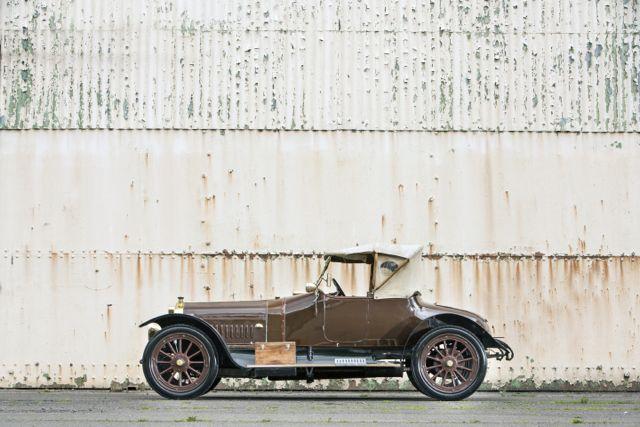 Delage 16 hp Type AK5 - 1914