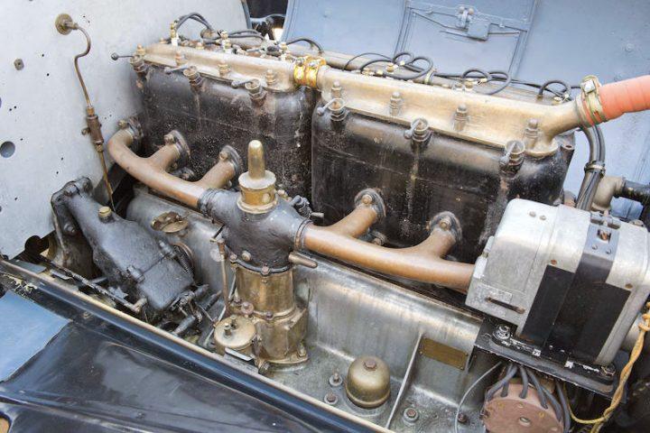 Delaunay Belleville Type O6 - 1913