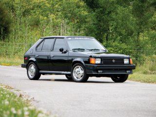 Dodge Shelby Omni GLHS – 1986
