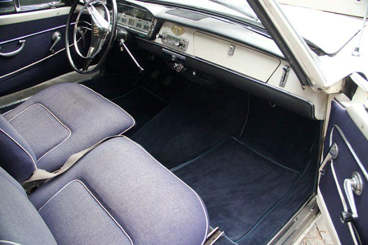 FIAT 2100 En Plain Vignale - 1961 20