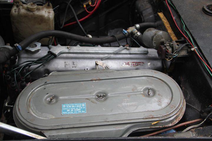 FIAT 2100 En Plain Vignale - 1961 23