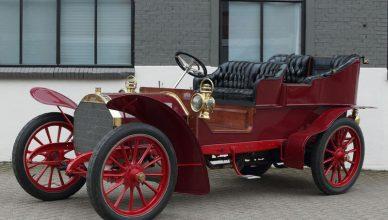 FIAT TIPO 24-32 HP - 1904