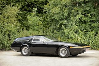 Ferrari 365 GTB4 Shooting Brake – 1972