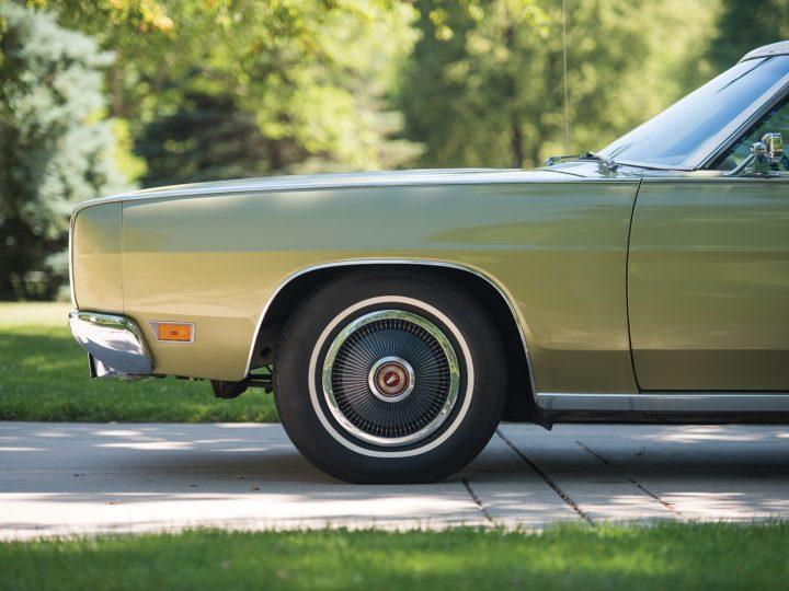 Ford LTD Hardtop Sedan - 1970