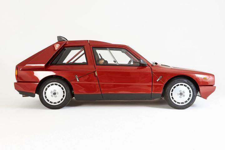 Lancia Delta S4 prototype - 1984