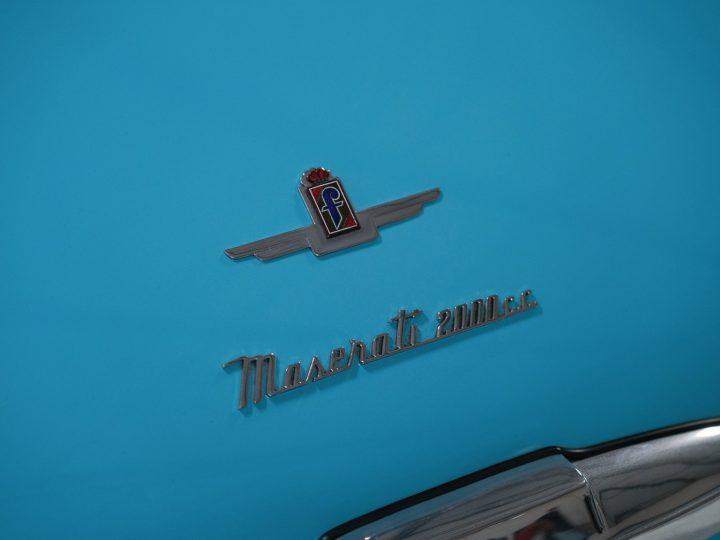 Maserati A6G 2000 Coupe - 1951