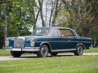 Mercedes 300 SE Coupe – 1965