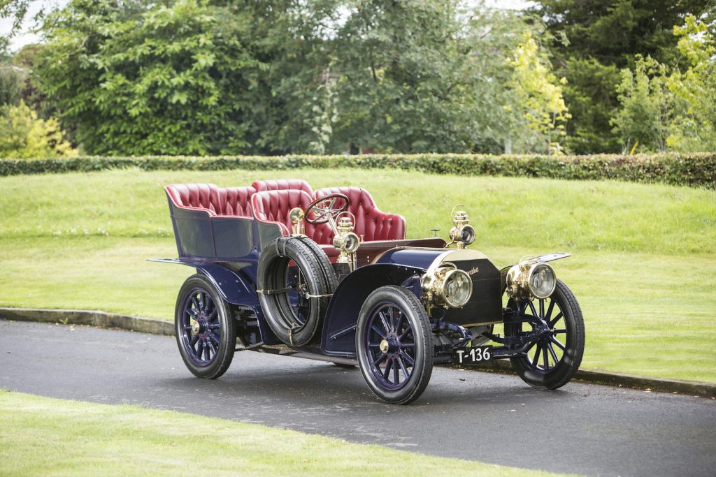 Mercedes Simplex 28-32HP – 1904