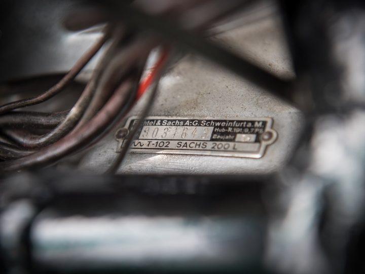 Messerschmitt KR 200 - 1959 24