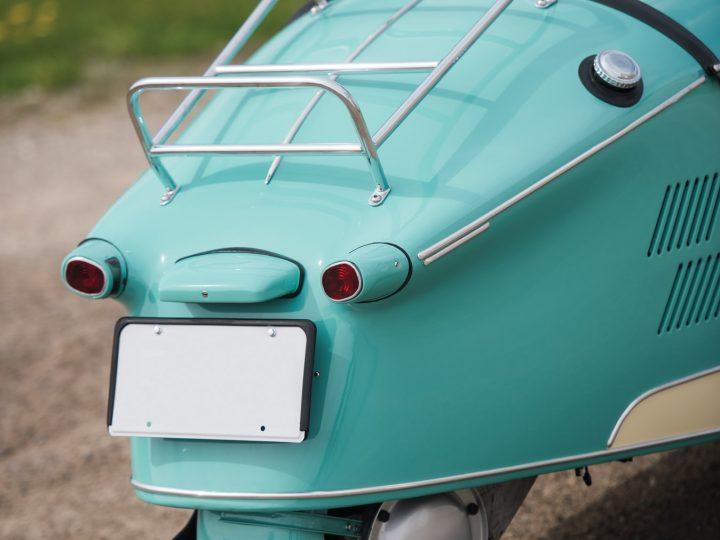 Messerschmitt KR 200 - 1959