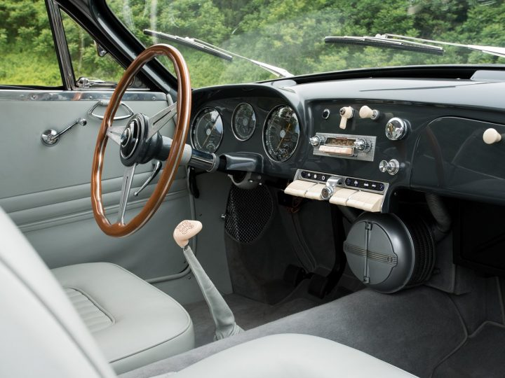 Pegaso Z-102 Series II - 1954