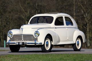 Peugeot 203 Luxe-Export – 1949