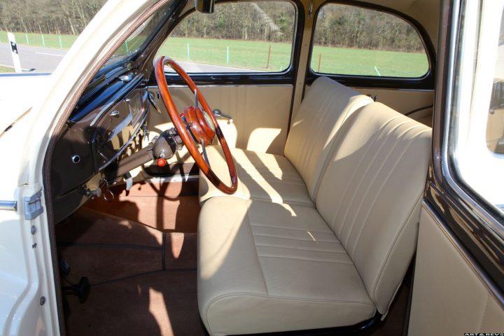 Peugeot 203 Luxe-Export - 1949