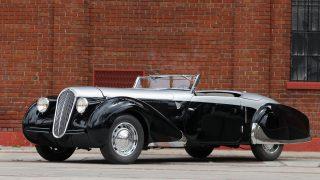 Peugeot 402 Roadster – 1937