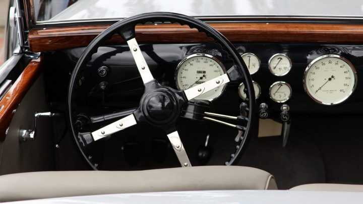 Peugeot 402 Roadster - 1937