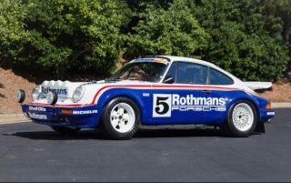 Porsche 911 SC/RS – 1984