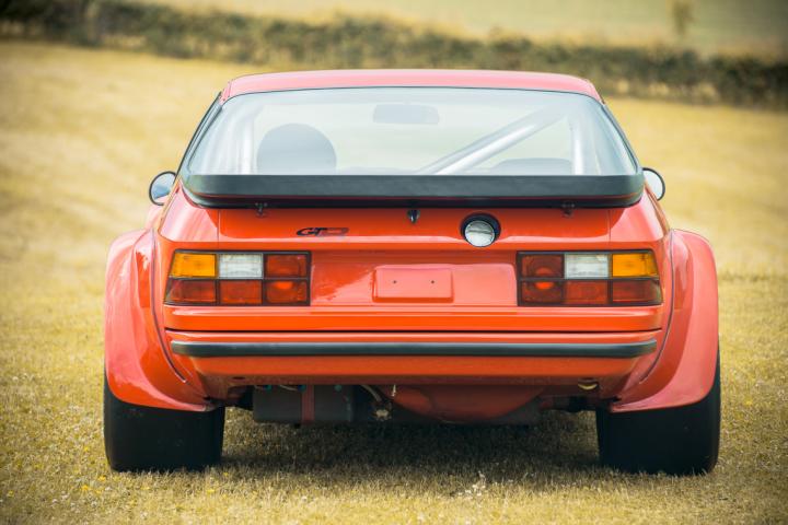 Porsche 924 Carrera GTR - 1981