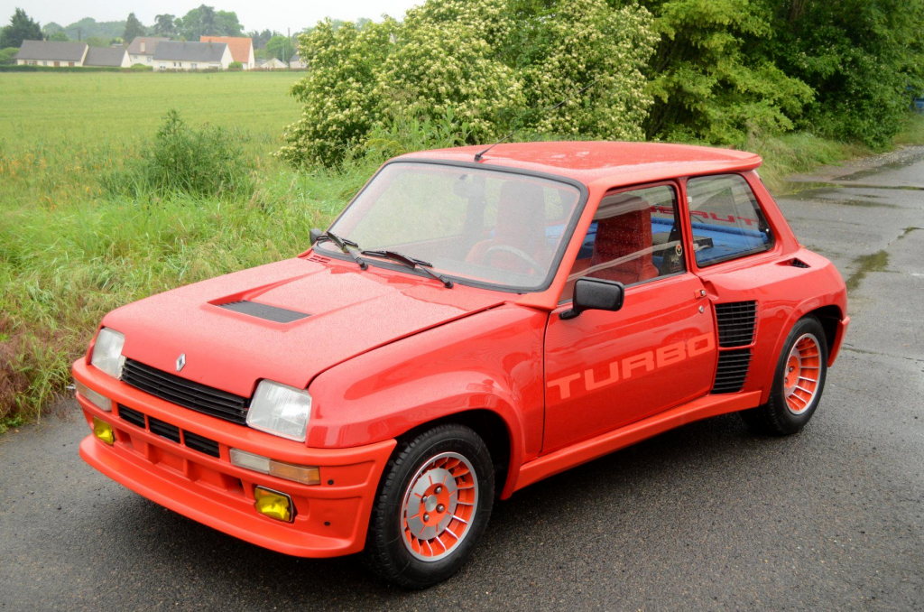 Renault 5 Turbo 1 - 1982