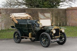 Richard Brasier 16 hp – 1906