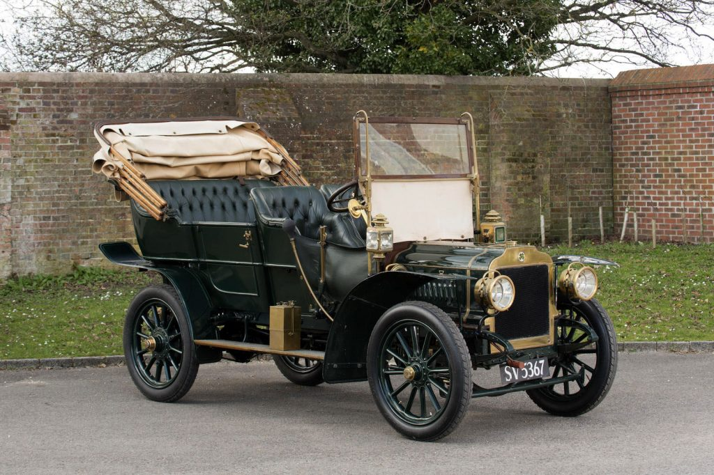 Richard Brasier 16 hp - 1906