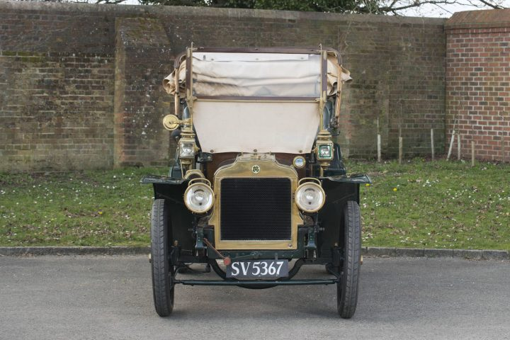 Richard Brasier 15hp - 1906
