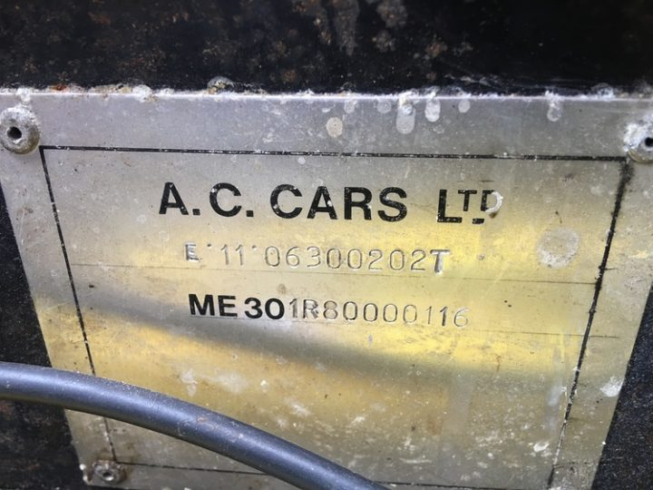 AC 3000 ME - 1981