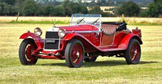 Alfa Romeo 6C 1750 Super Sport Zagato – 1929