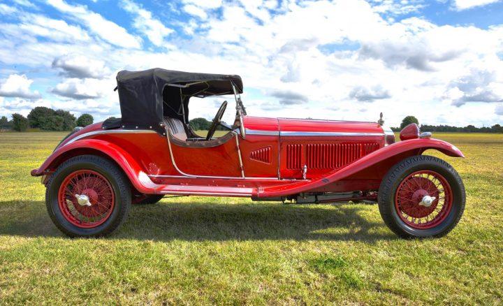 Alfa Romeo 6C 1750 Super Sport Zagato - 1929