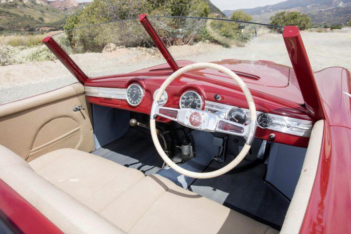 Alfa Romeo 6C 2300 Platé Special - 1949