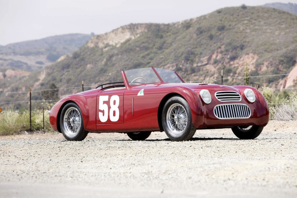 Alfa Romeo 6C 2300 Platé Special – 1949