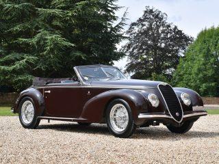 Alfa Romeo 6C 2500 Sport Cabriolet – 1939