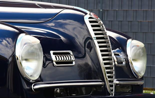 Alfa Romeo 6C 2500 Sport Cabriolet - 1947