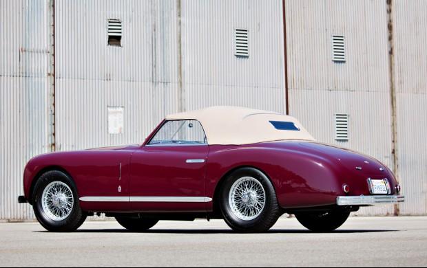 Alfa Romeo 6C 2500 Super Sport Cabriolet - 1951