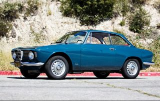 Alfa Romeo Giulia Sprint GT – 1965