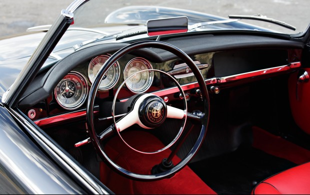Alfa Romeo Giulietta Spider - 1958
