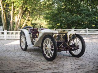 American Underslung 50 HP Roadster – 1908