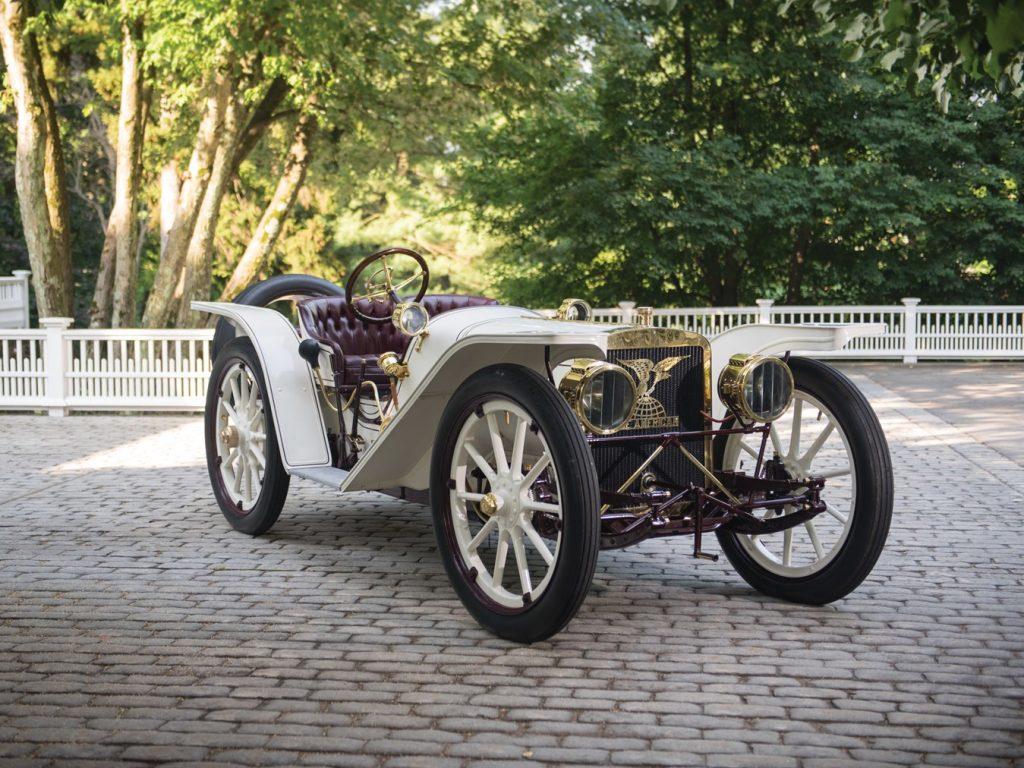 American Underslung 50 HP Roadster - 1908