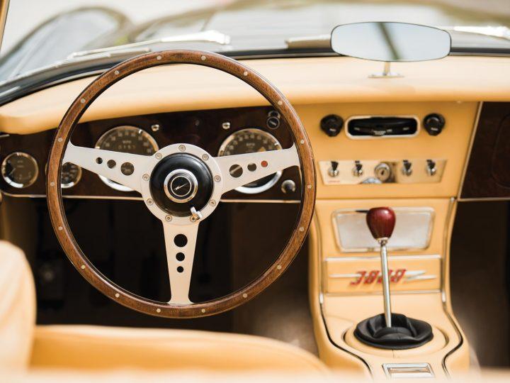 Austin-Healey 3000 Mk III BJ8 - 1966 18