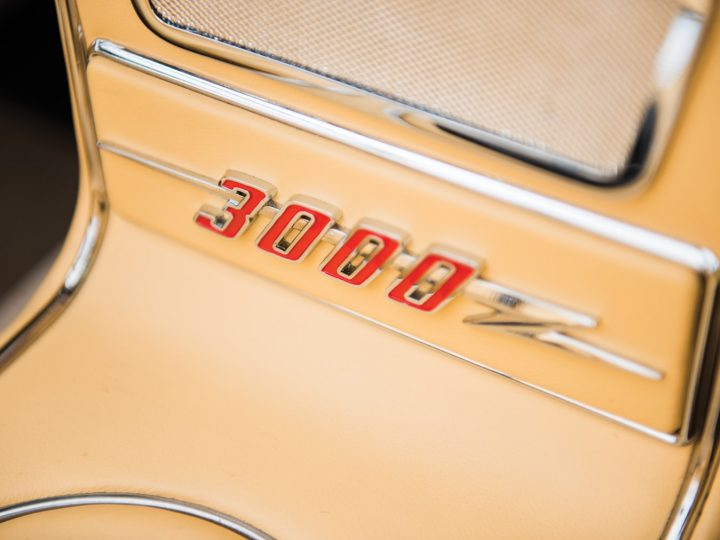 Austin-Healey 3000 Mk III BJ8 - 1966 22