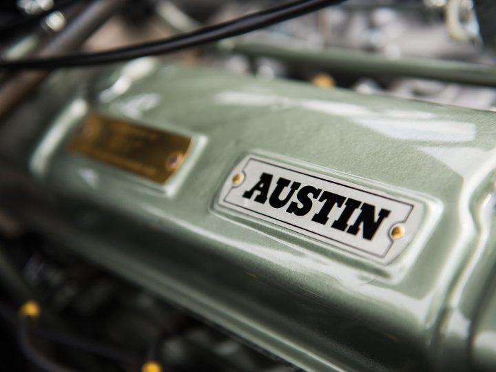 Austin-Healey 3000 Mk III BJ8 - 1966 29