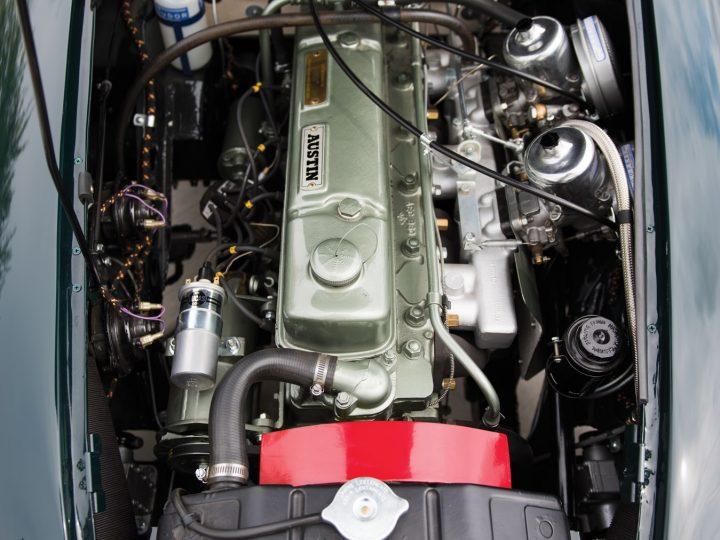Austin-Healey 3000 Mk III BJ8 - 1966 31