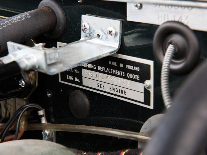 Austin-Healey 3000 Mk III BJ8 - 1966 32