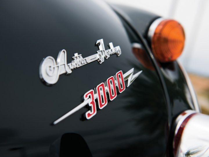 Austin-Healey 3000 Mk III BJ8 - 1966