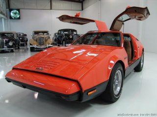 Bricklin SV1 – 1974
