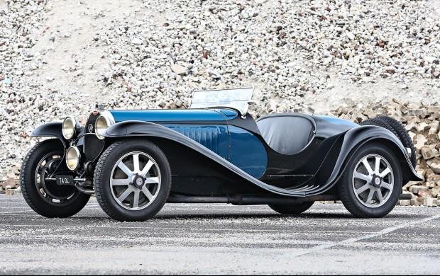Bugatti Type 55 Roadster – 1932