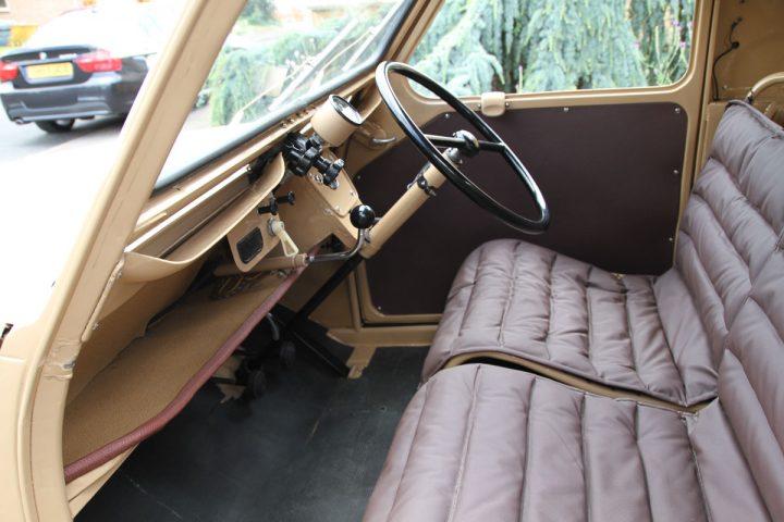 Citroen 2CV Pickup - 1955