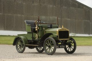 Clyde 8/10hp Silent Light Roadster – 1908
