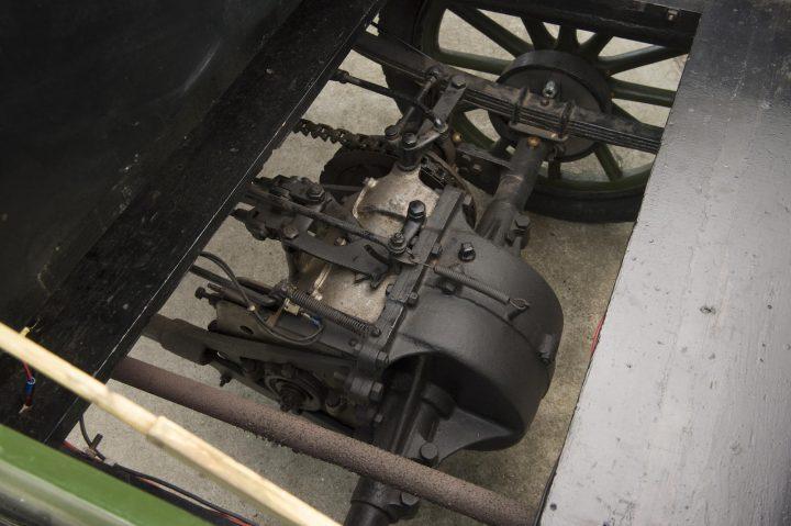 Clyde 8/10hp Silent Light Roadster - 1908