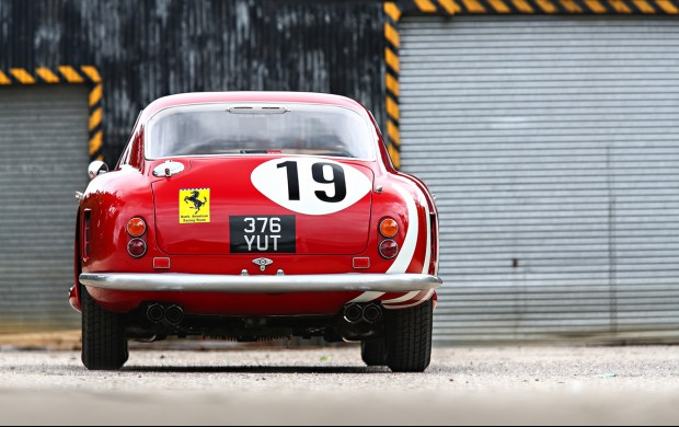 Ferrari 250 GT SWB Berlinetta Competizione - 1960