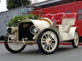 Fuller model A Touring – 1908